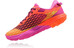 Hoka One One Speed Instinct Shoes Women NEON CORAL/PLUM